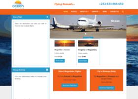 ocean-airlines.com