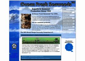 ocean-fresh-seaweeds.com