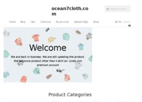 ocean7cloth.com