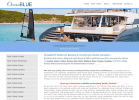 oceanblueyachts.com