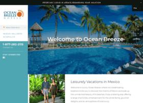 oceanbreezehotels.com