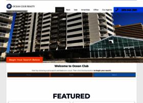 oceanclubrealty.com