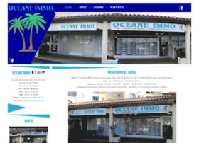 oceaneimmo.com