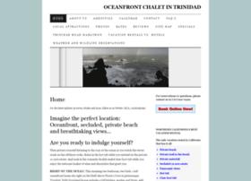 oceanfrontchalet.com