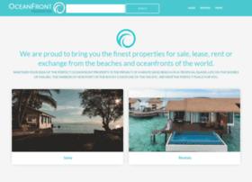 oceanfrontproperties.com