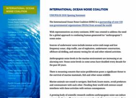 oceannoisecoalition.org