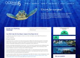 oceans5dive.com