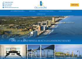 oceansoneresort.com