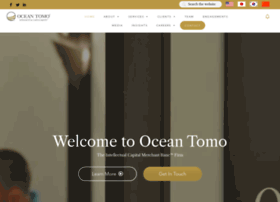 oceantomo.com