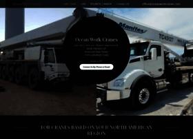 oceanworkcranes.com