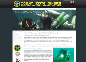 oceanzonedivers.com