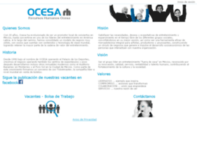 ocesarh.com.mx