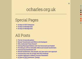 ocharles.org.uk