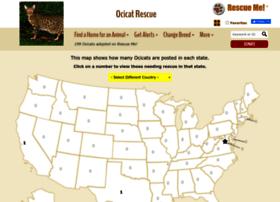ocicat.rescueme.org