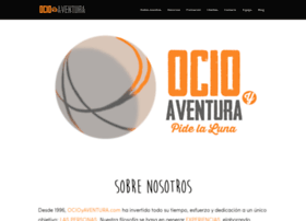 ocioyaventura.com
