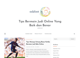 ockfoot.net