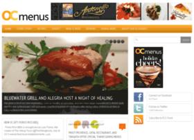 ocmenus.com
