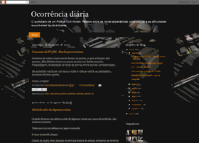 ocorrenciadiaria.blogspot.com.br