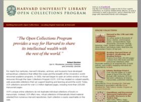 ocp.hul.harvard.edu