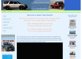 ocracoke4x4rentals.com