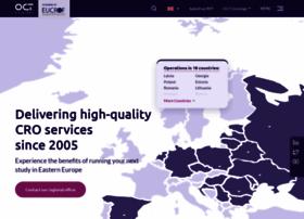 oct-clinicaltrials.com