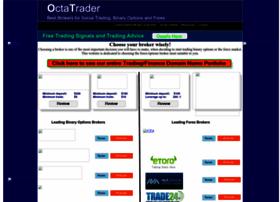 octatrader.com