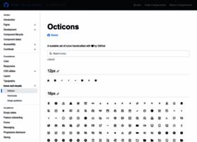 octicons.github.com