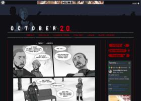 october20comic.com