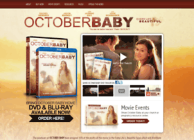 octoberbabymovie.net