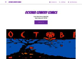 octobercountrycomics.com