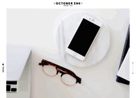 octoberink.com