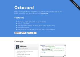 octocard.info