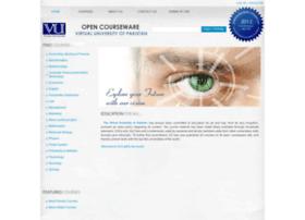 ocw.vu.edu.pk