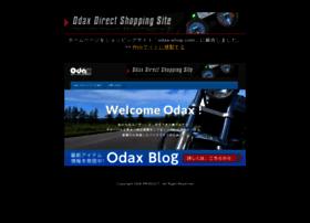 odax-moto.com