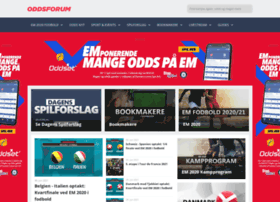 oddsforum.dk