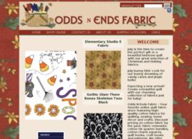 oddsnendsfabric.com