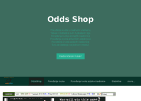 oddsshop.weebly.com