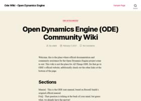 ode-wiki.org