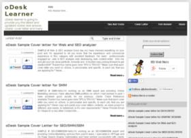 odesklearner.blogspot.com