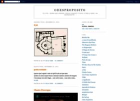 odesproposito.blogspot.com