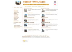 odessa-guide.com