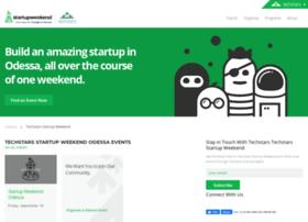 odessa.startupweekend.org