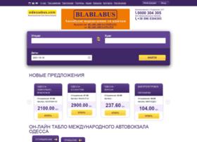 odessabus.com