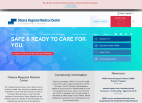 odessaregionalmedicalcenter.org