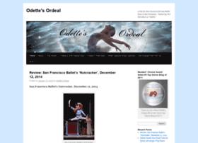 odettesordeal.com