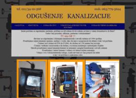 odgusenjekanalizacije.com