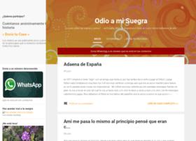 odioamisuegra.com
