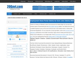 odisha.20govt.com