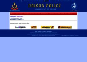 odishapolice.gov.in