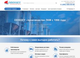 odissey2000.ru